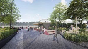 Pier 97, hudson river park trust, hudson river park