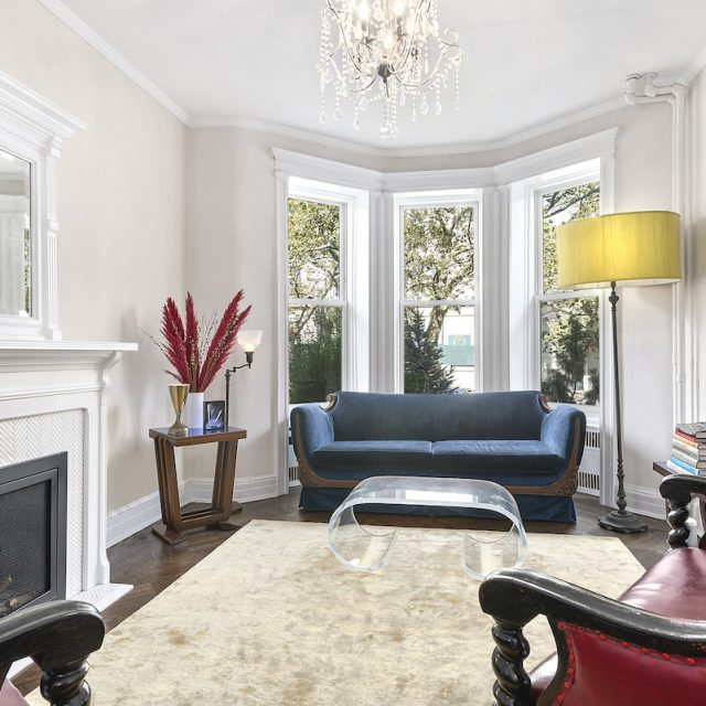 This $2M boho-chic Crown Heights row house would make a great apartment alternative