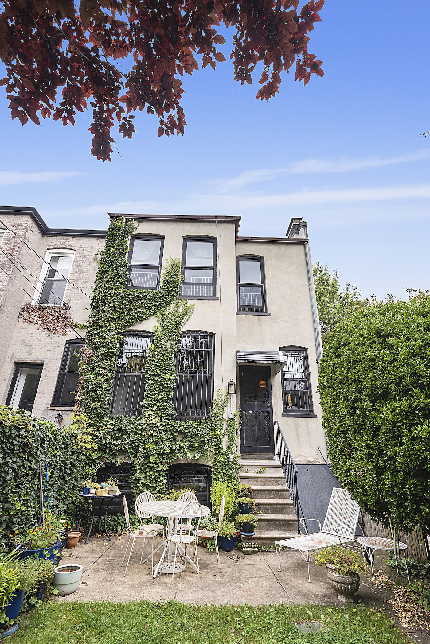 996 Saint Johns Place, crown heights, cool listings, townhouses