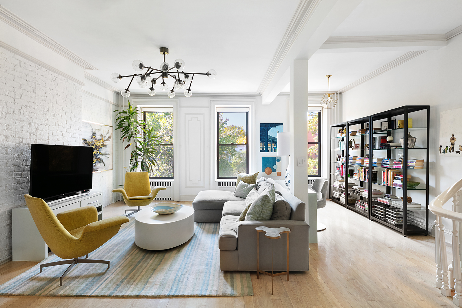 355 Pacific Street, boerum Hill, townhouses, cool listings