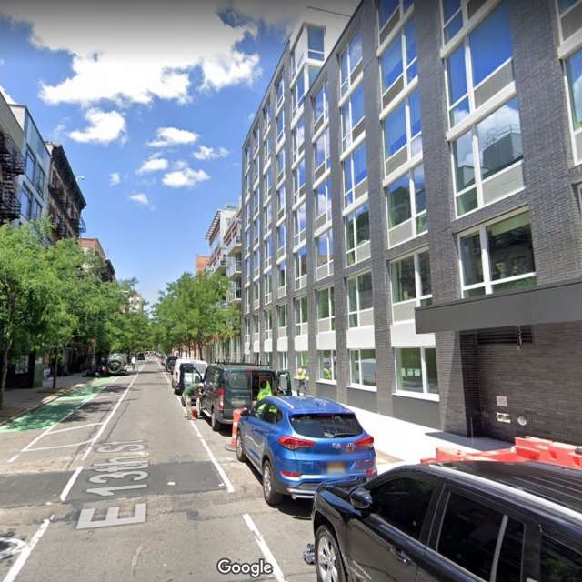 Lottery launches for East Village rental with a roof deck and Trader Joe's, from $674/month