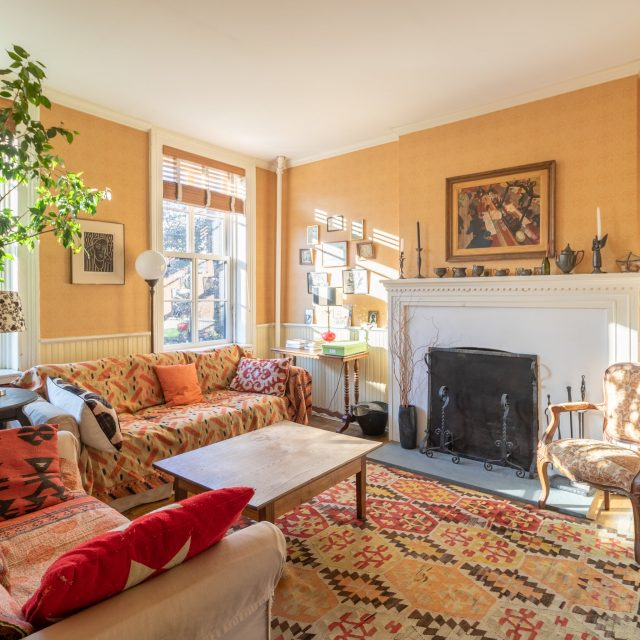 This $9.8M West Village townhouse has historic charm, a literary past and retail opportunity
