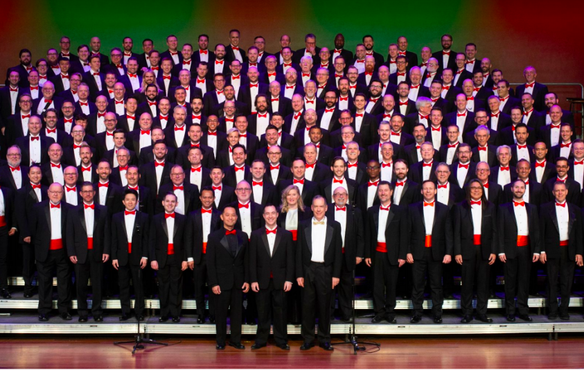holiday events, holiday, events, gay men's chorus