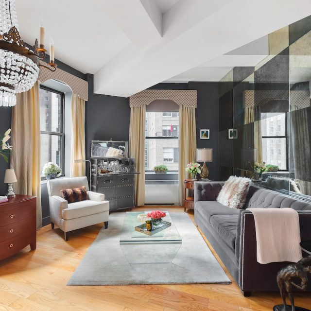 Rent this fancy and fully furnished Financial District condo for $5K/month