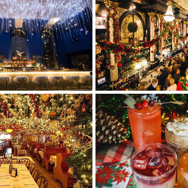 NYC's 11 most festive bars and restaurants