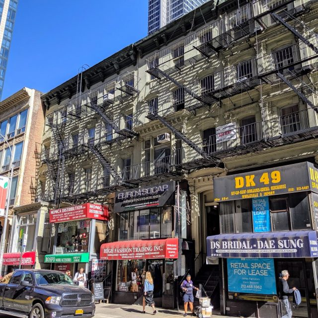 Nomad's Tin Pan Alley, birthplace of American pop music, gains five landmarks