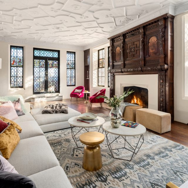 Giorgio Armani buys William Randolph Hearst's one-time Central Park West penthouse for $17.5M