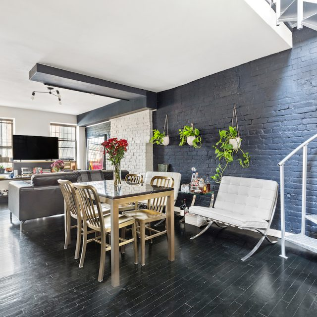 For just under $1M, this smart little Lower East Side co-op has a private roof deck