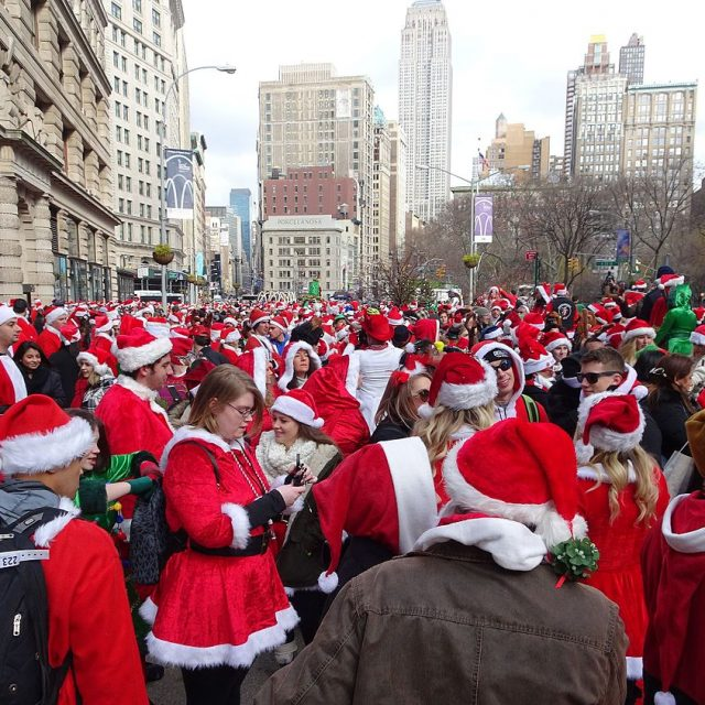 What you need to know to survive SantaCon 2019