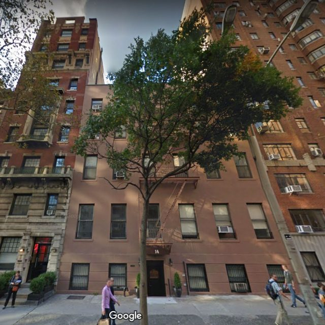 Plans filed to replace historic Greenwich Village houses with a 244-foot luxury tower