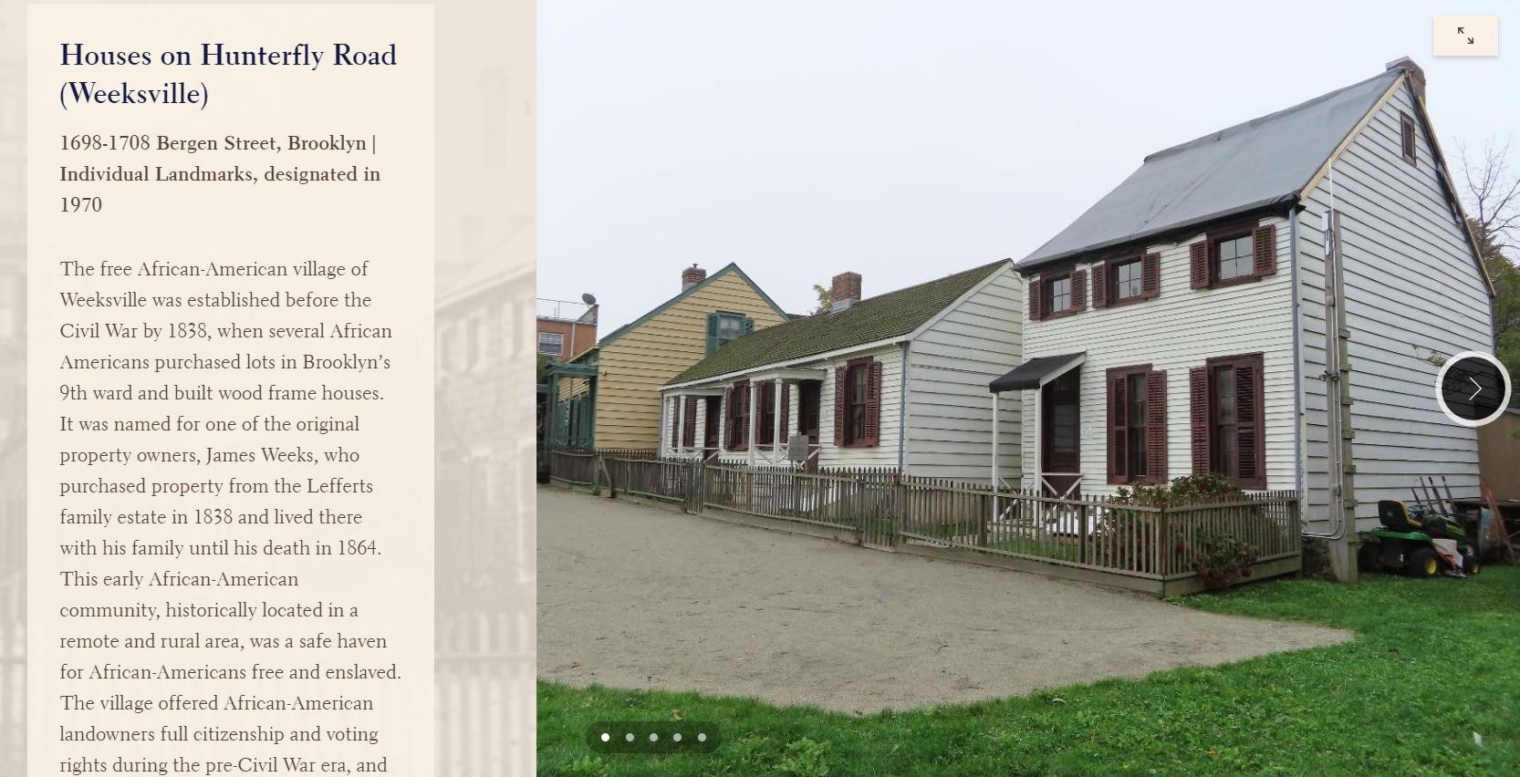 landmarks preservation commission, abolitionist history nyc, slavery nyc