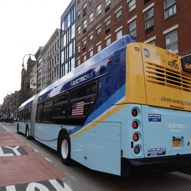 MTA calls on NYC to add 60 miles of bus lanes as city reopens