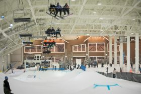 Big SNOW, American Dream Mall, indoor ski, meadowlands
