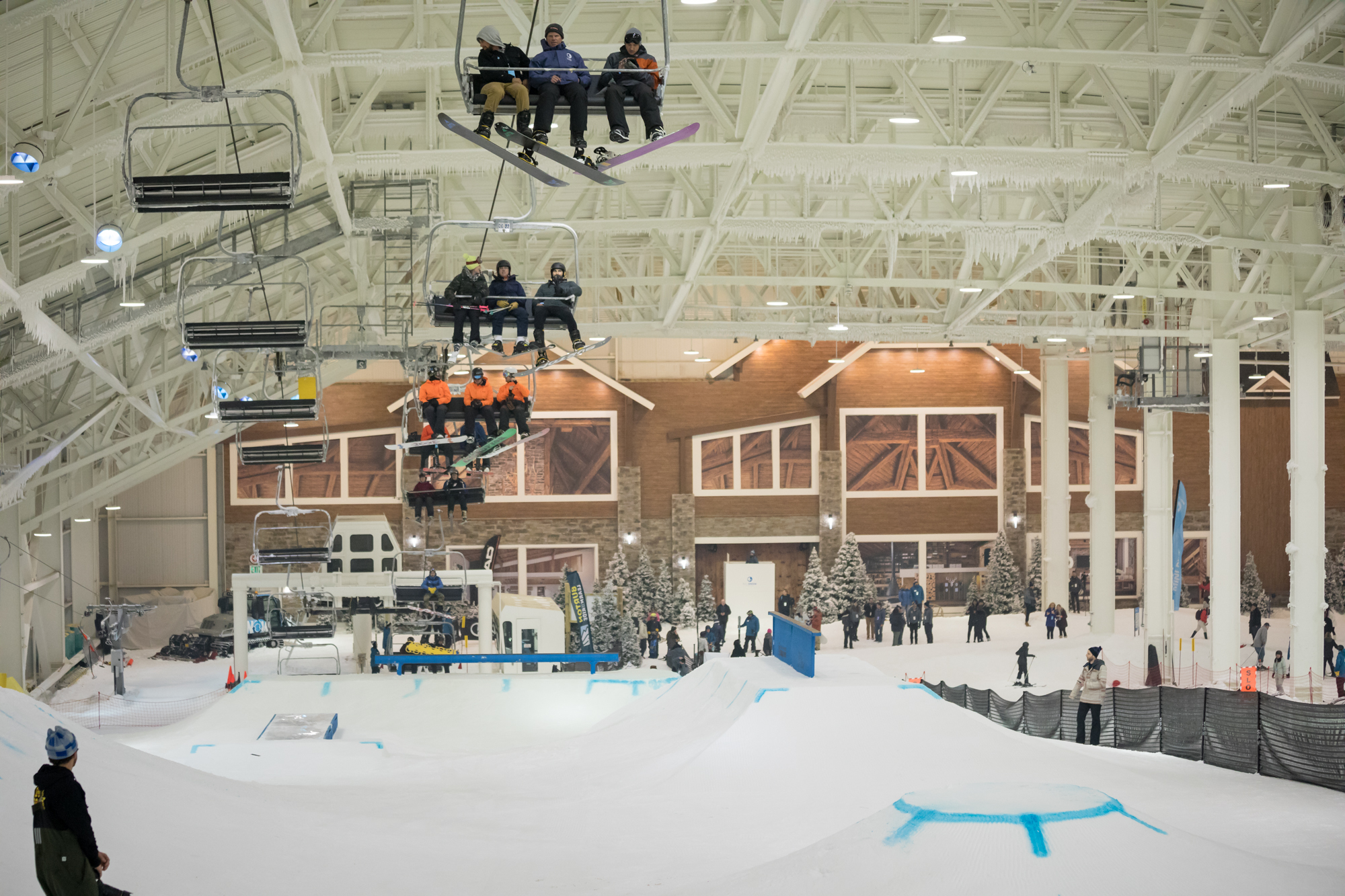 Mall Halloween Northern Nj 2020 North America's first indoor ski resort is now open at New