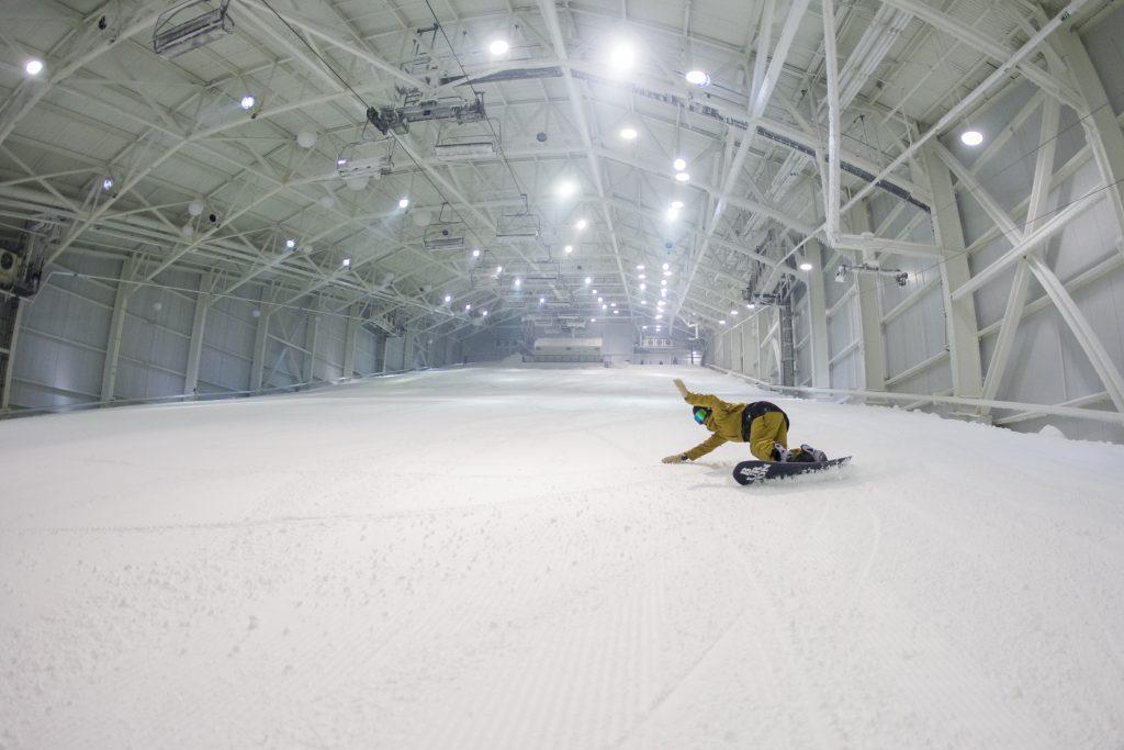 Big SNOW, American Dream Mall, indoor ski, meadowlands