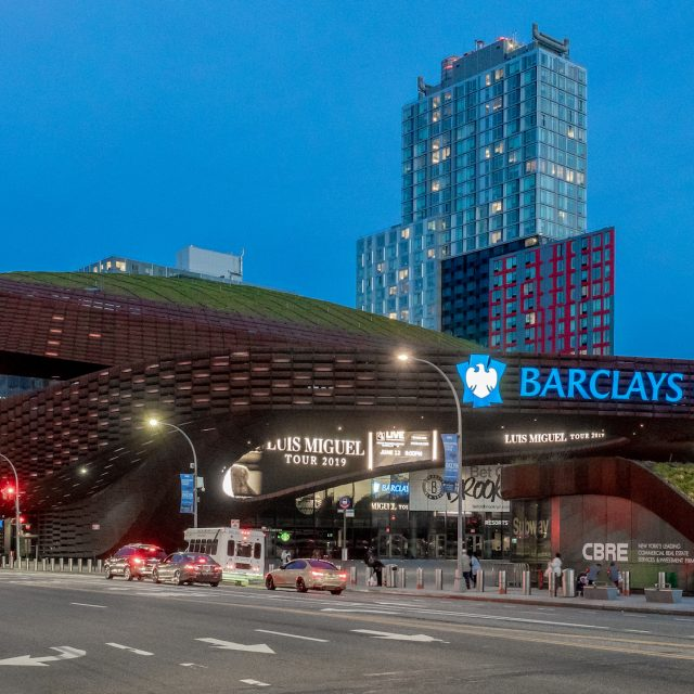 Brooklyn locals call for Barclays Center to be renamed for Jackie Robinson