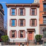 17 Grove Street, wooden house, West Village