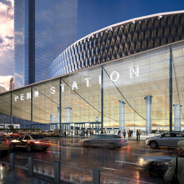 Cuomo to fast-track NYC infrastructure projects, including overhauls of Penn Station & LaGuardia