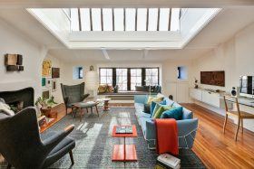 132 West 4th street, cool listings. Greenwich Village