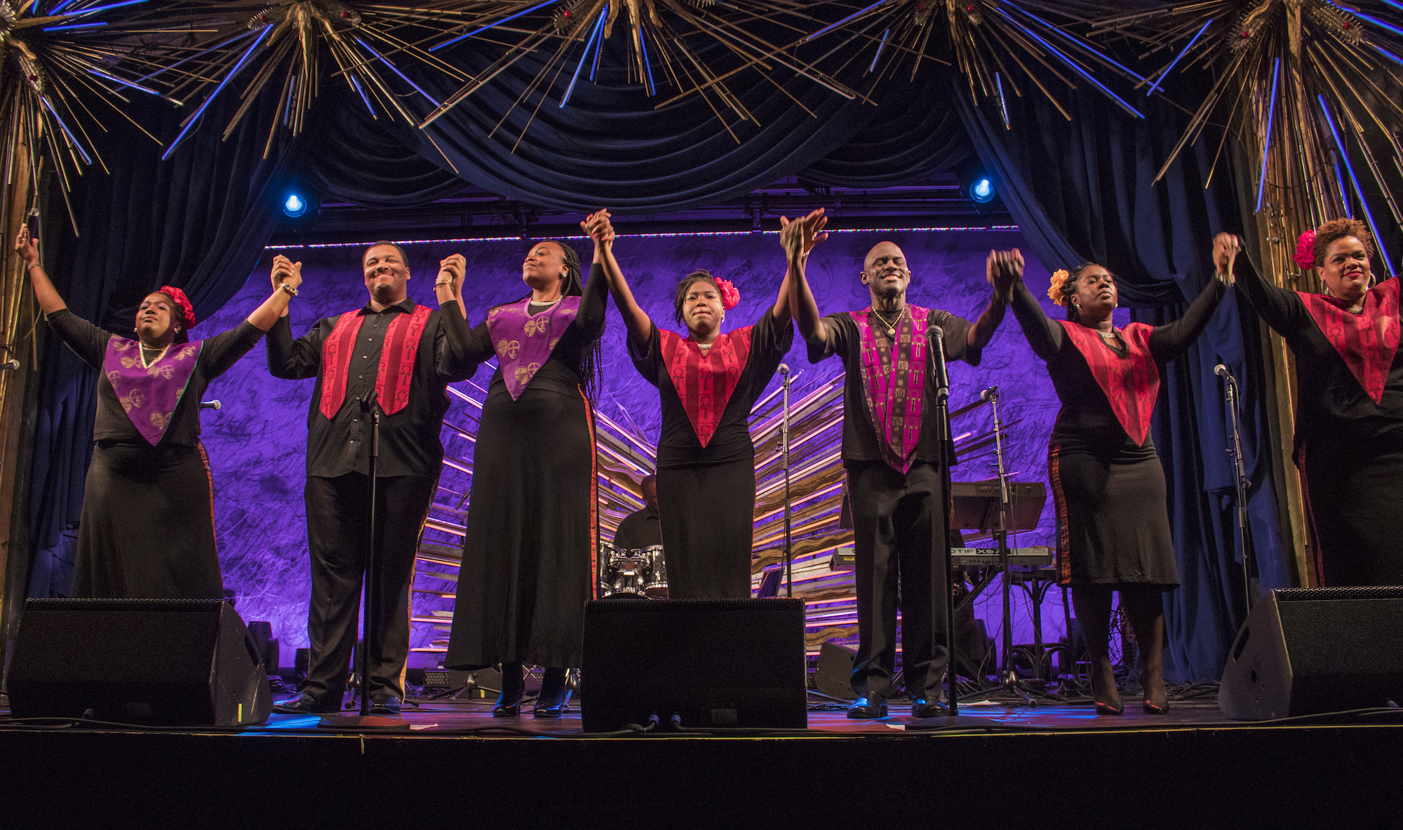 Harlem Gospel Choir, MLK Day, NYC events