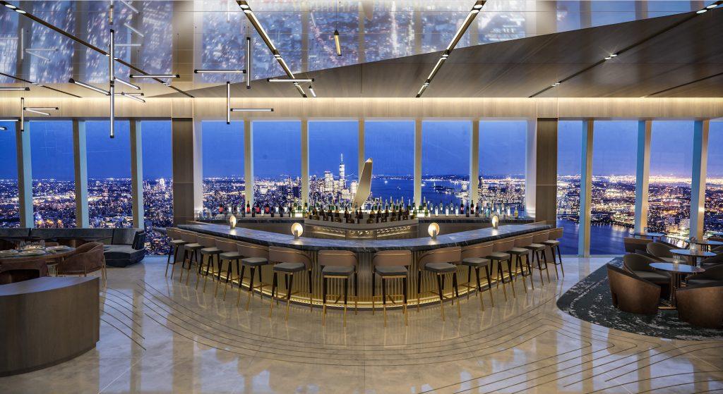See inside Peak, the 101st-floor restaurant coming to Hudson Yards | 6sqft
