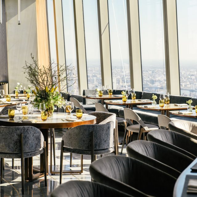 101st-floor restaurant at 30 Hudson Yards will reopen for indoor dining next month