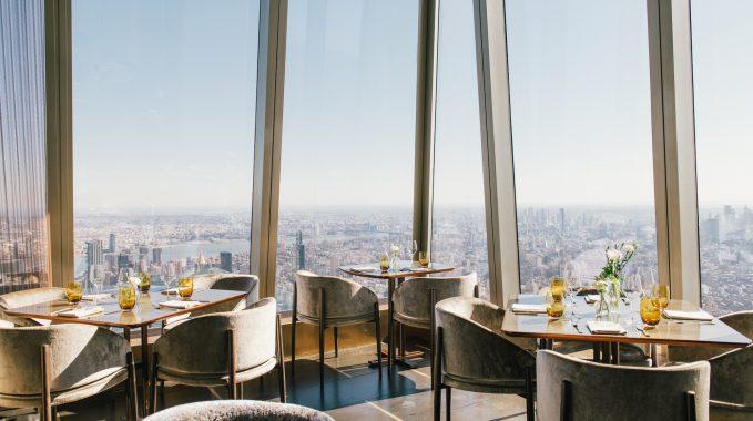 Peak restaurant, Hudson Yards restaurant, Peak NYC