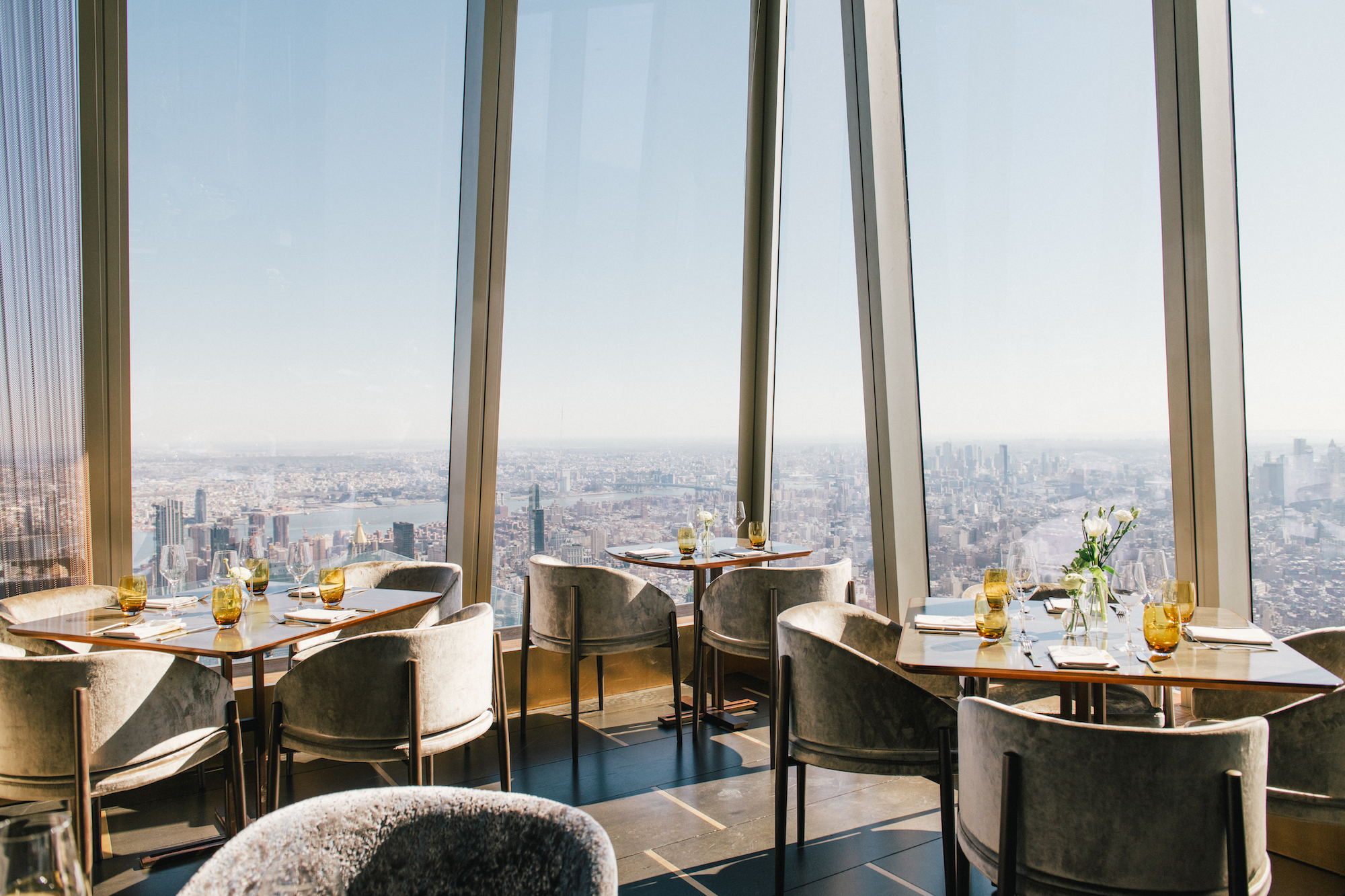 Peak restaurant, Hudson Yards restaurant, Peak NYC