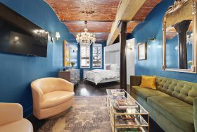 9 barrow street, cool listings, west village, studios