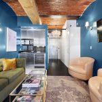 9 barrow street, cool listings, west village, studios