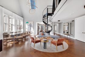 2 park place, woolworth tower, tribeca, cool listings