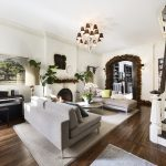 33 Charles Street, Hilary Swank, west village, townhouses, cool listings