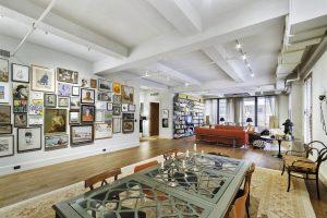 142 west 26th street, cool listings, chelsea, lofts