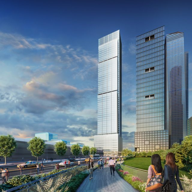 New looks revealed for 3 Hudson Boulevard, the next office tower to rise at Hudson Yards