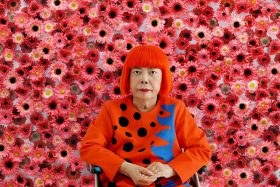 Yayoi Kusama, New York Botanical Garden, Spring 2020 art exhibitions