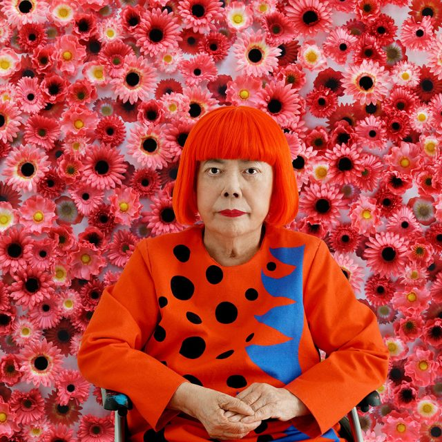 New York Botanical Garden releases details of Yayoi Kusama's upcoming exhibition