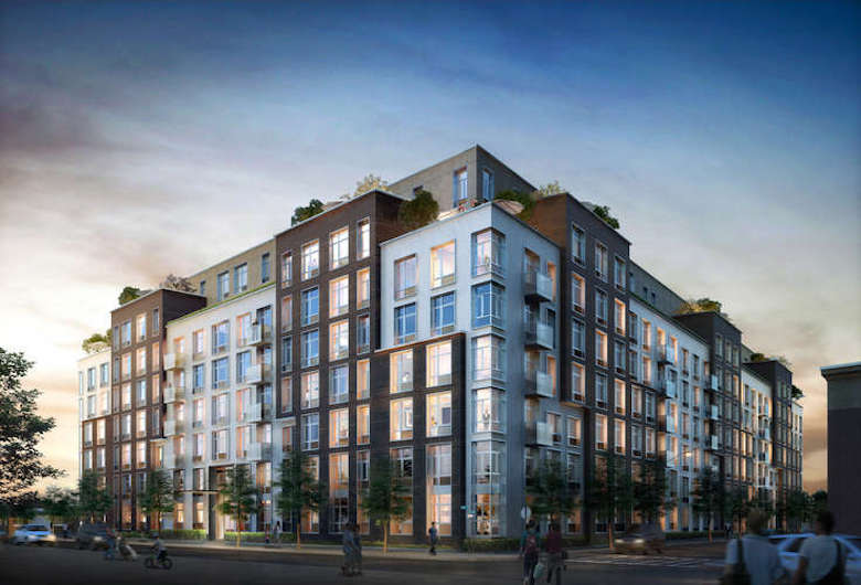 91 middle-income units up for grabs at brand new Midwood rental, from $2,346/month
