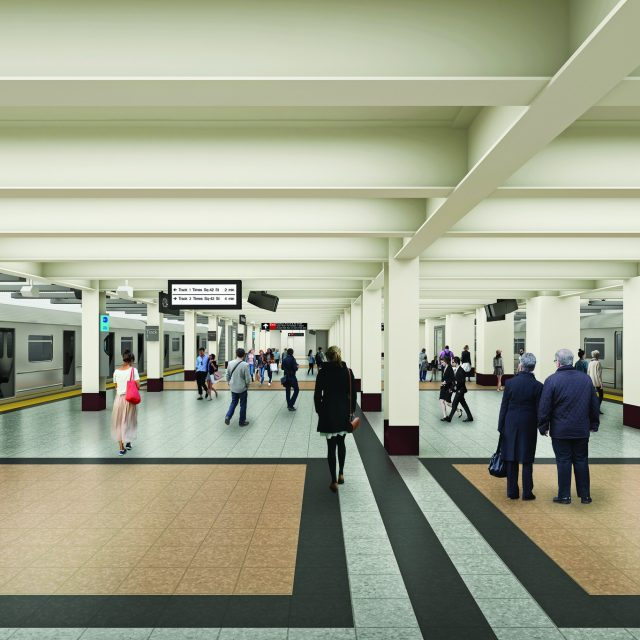 MTA announces $750M plan to overhaul 42nd Street subway stations
