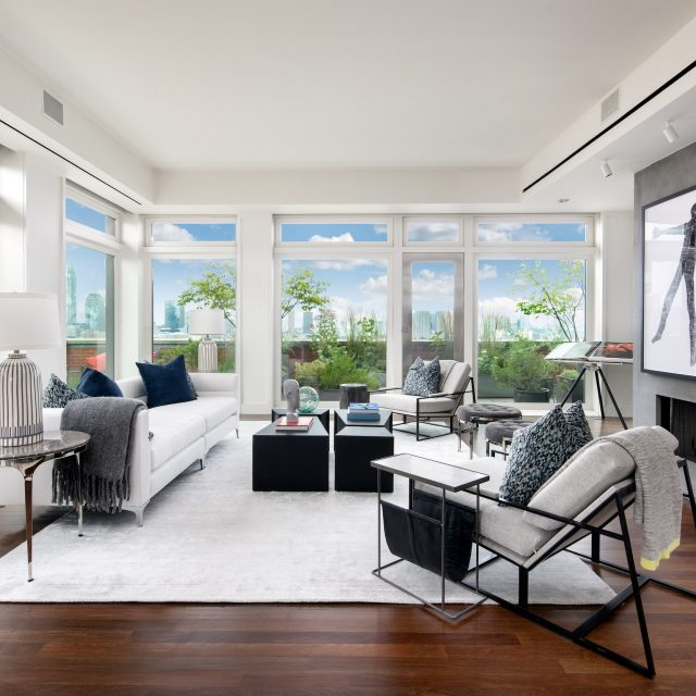 Meryl Streep's waterfront Tribeca penthouse finds a buyer for $15.8M