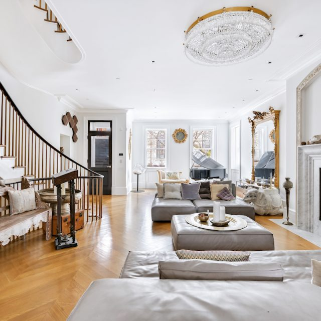 Rent a 9,600-square-foot Nolita mansion in a former convent for $65K a month