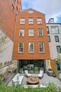 38 Prince Street, soho, townhouses, mansions