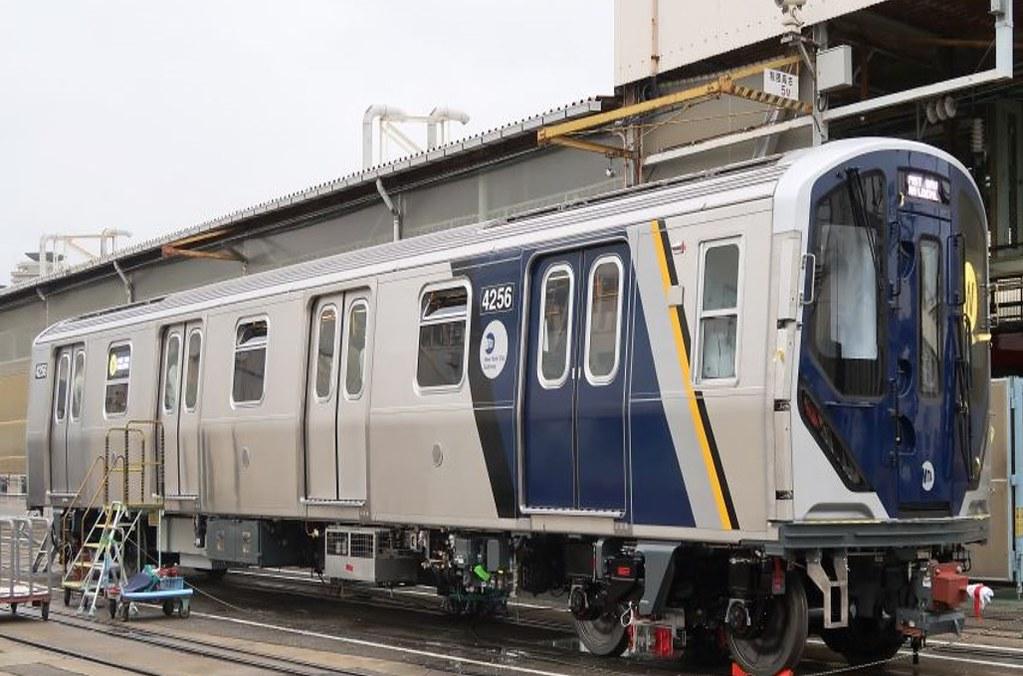 r211, nyc subway, mta
