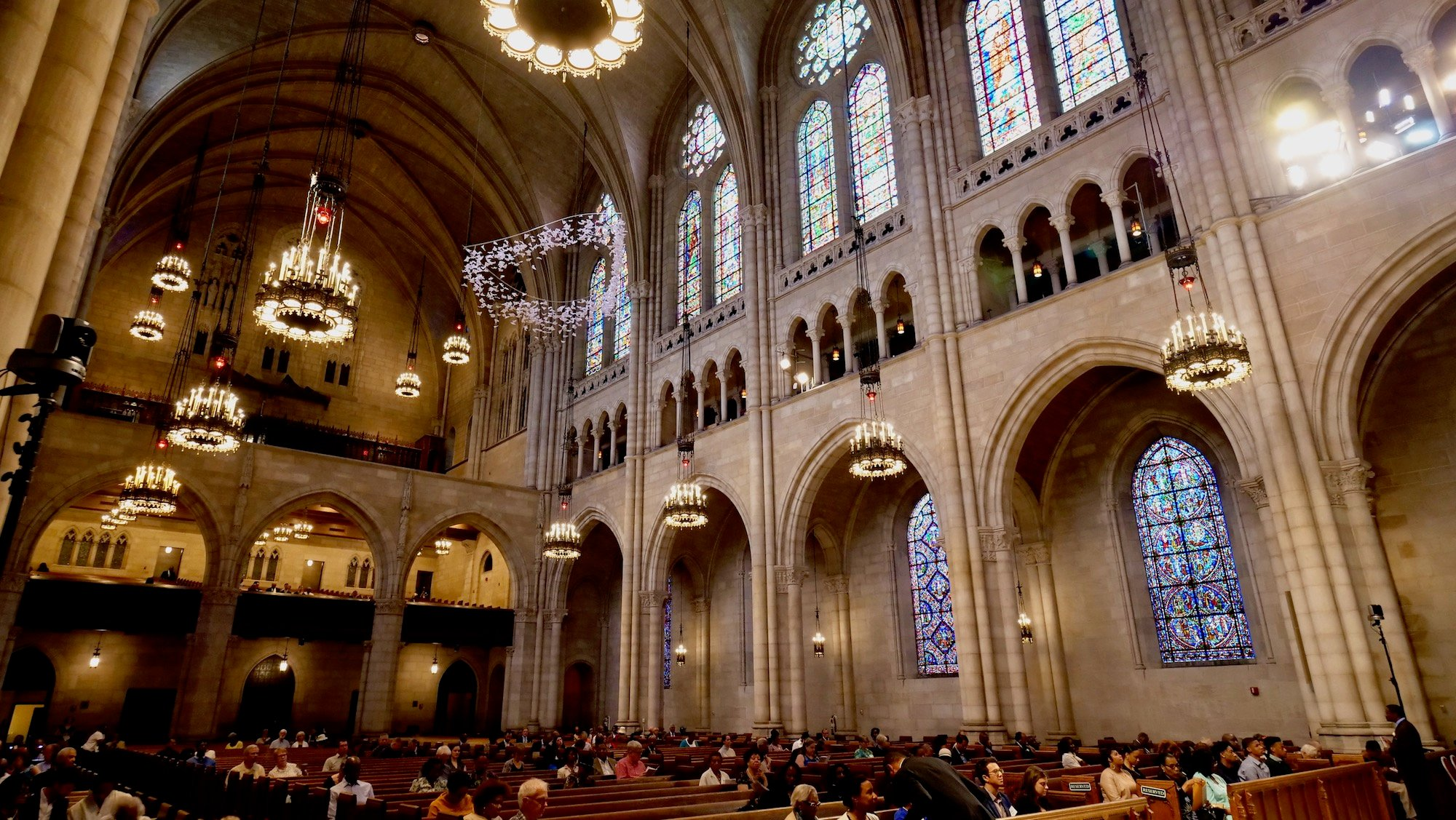 riverside church, morningside heights, nyc history