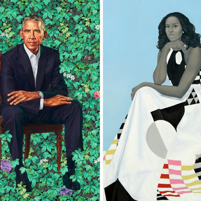 Portraits of Barack and Michelle Obama are coming to the Brooklyn Museum next year