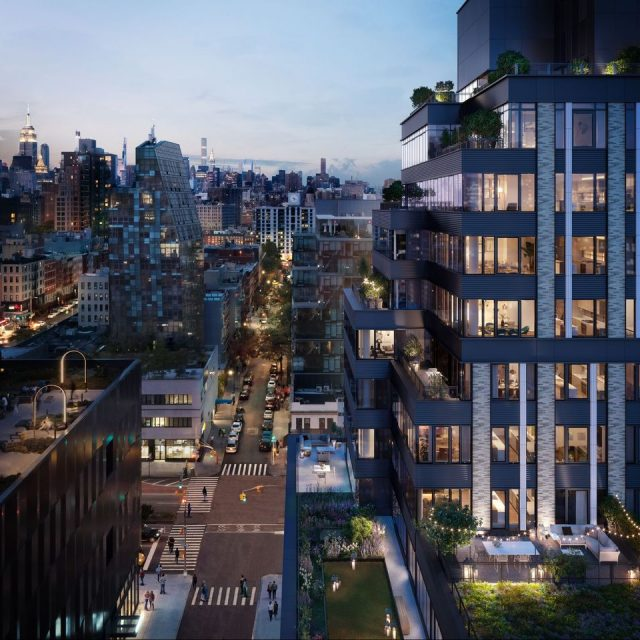 New details and looks for Essex Crossing's second condo building