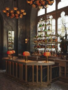 Fotografiska, Veronika restaurant, roman and williams, stephen starr, restaurants, 281 Park Avenue South, gramercy,
