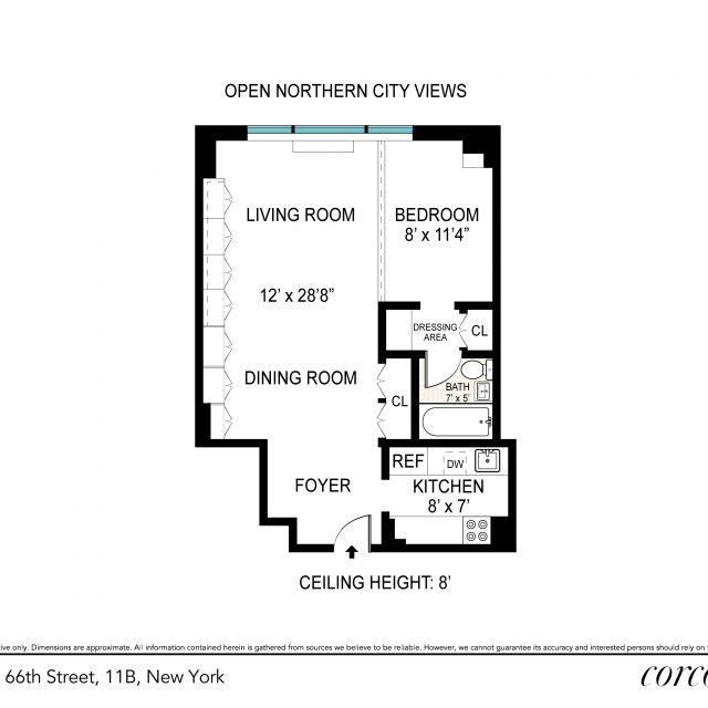 333 east 66th street, cool listings, upper east side