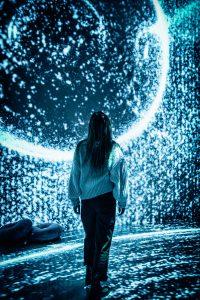 artechouse, submerge, art, chelsea, digital art, immersive art