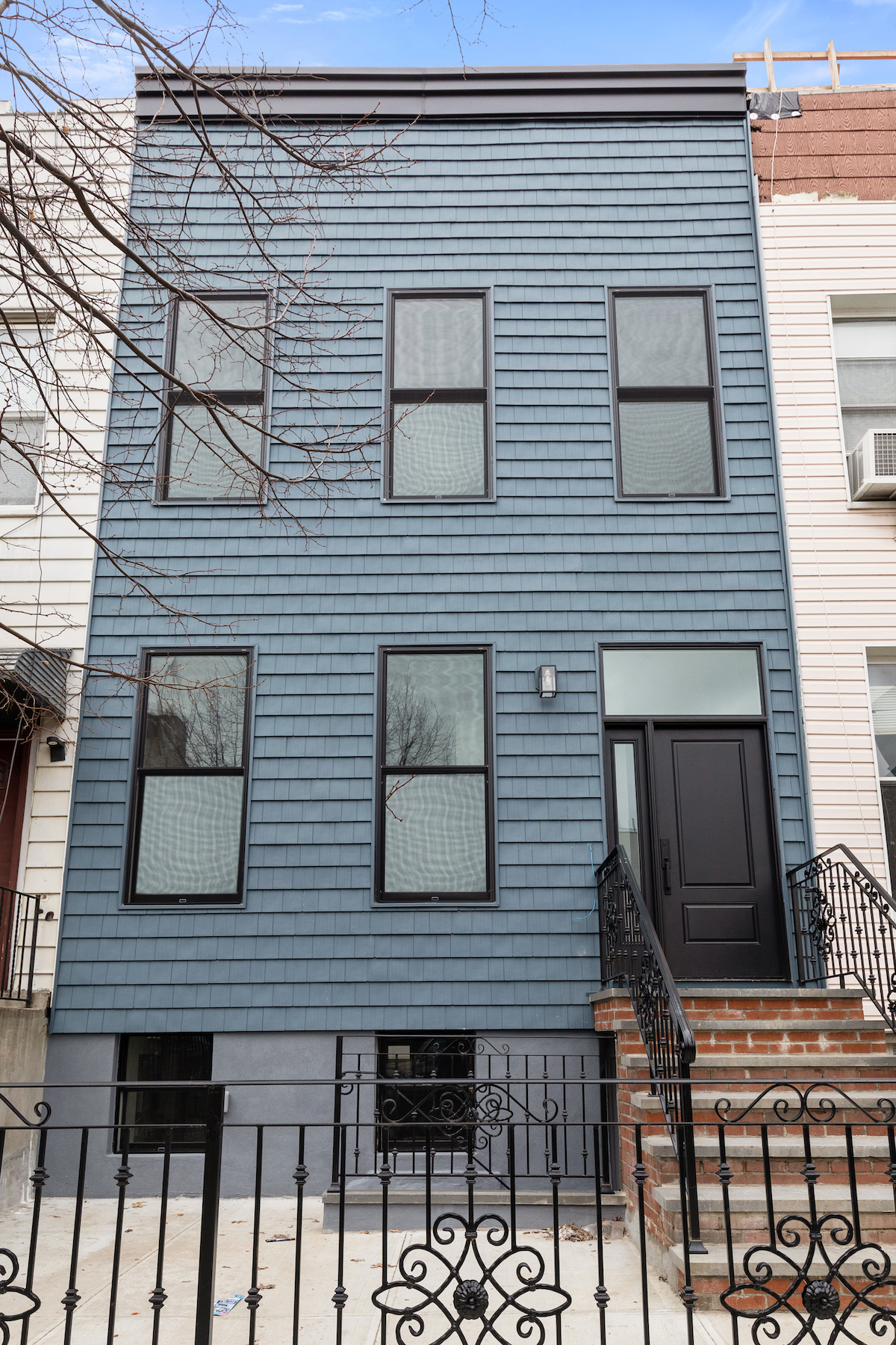 27 Bleecker Street, bushwick, cool listings, townhouses