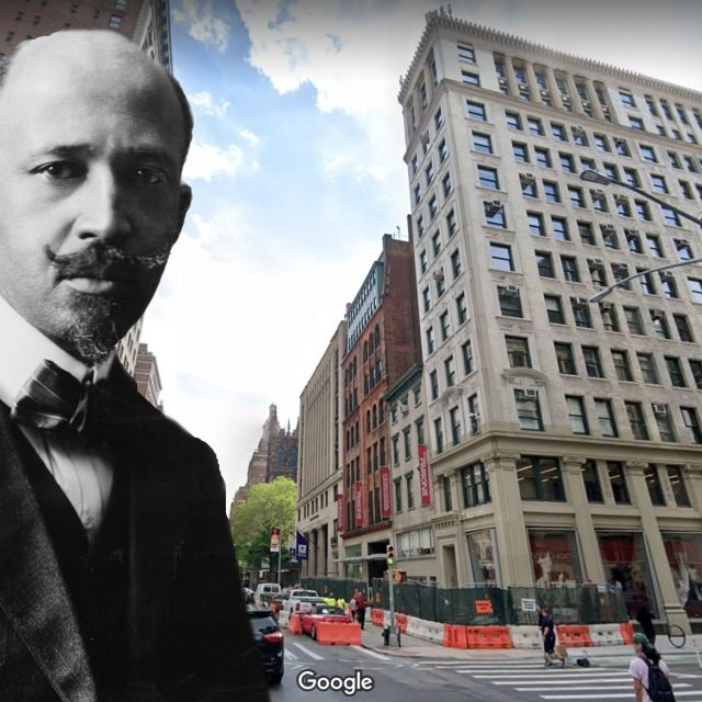 Former NAACP headquarters in Greenwich Village is now a New York City landmark